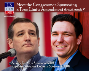 Pass the Cruz DeSantis Term Limits Bill