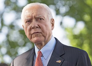 Orrin Hatch (Elected 1976) Flips on Term Limits, Runs for 8th Term