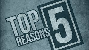 Top Five Reasons We Need Term Limits!