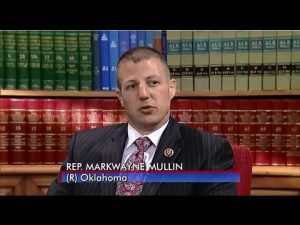 Congressman Markwayne Mullin breaks pledge and promise to the people of Oklahoma.