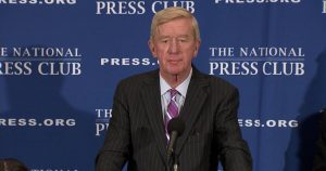 Bill Weld: Now is the Time to Demand Term Limits for Members of Congress