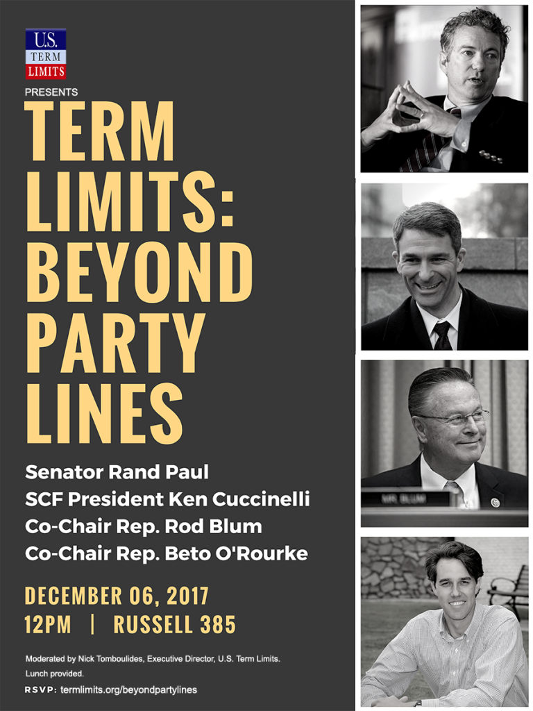 Term Limits: Beyond Party Lines