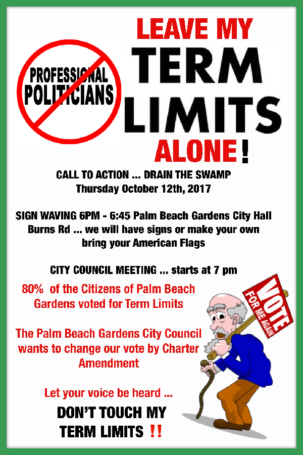 Palm Beach Gardens City Council Defies Its Electorate