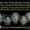 Palm Beach Gardens Term Limits Hypocrites
