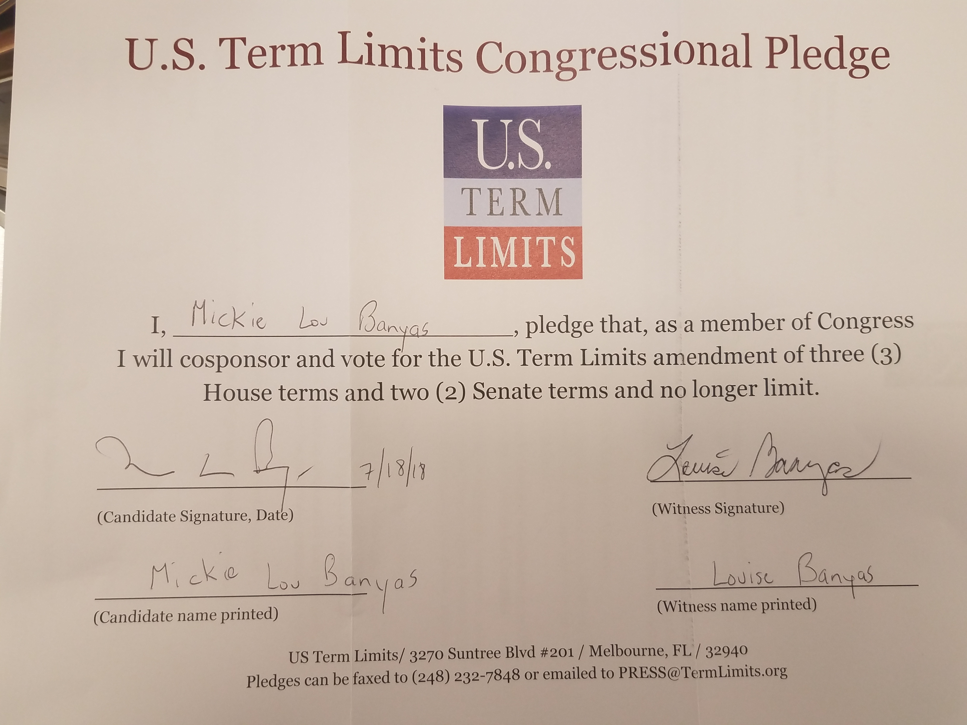 us congressional term limits essay Several lawmakers have brought back the old idea of congressional term limits to drain the swamp on capitol hill  the essay's author worried that without a mechanism to push national.
