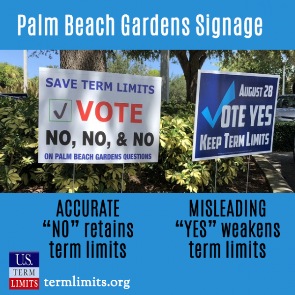 Duelingsigns in palm beach gardens