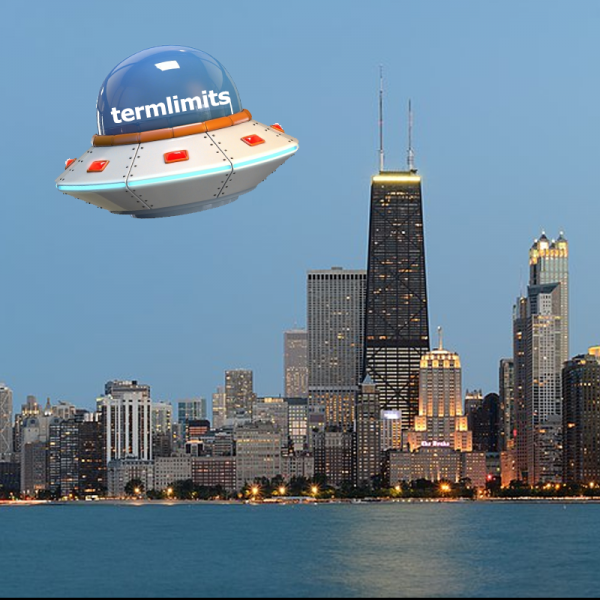 UFO Chicago Term Limits Endorsed by Politicians?