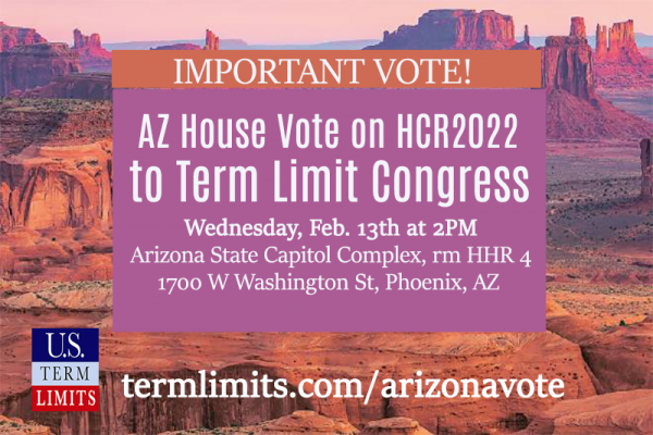 Arizona Term Limits Vote
