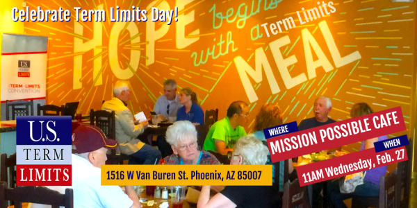 Phoenix Term Limits Day Event