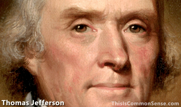 Thomas Jefferson supports term limits