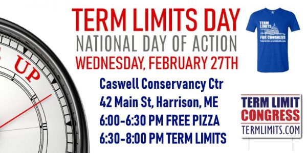 term limits day maine