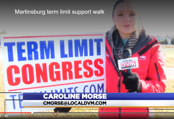 West Virginia Term Limits Day Press Coverage