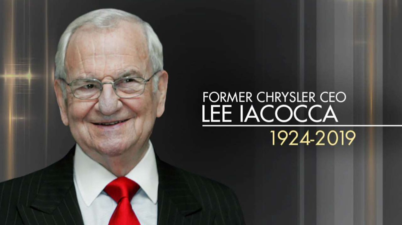Lee Iacocca throw the rascals in Congress out