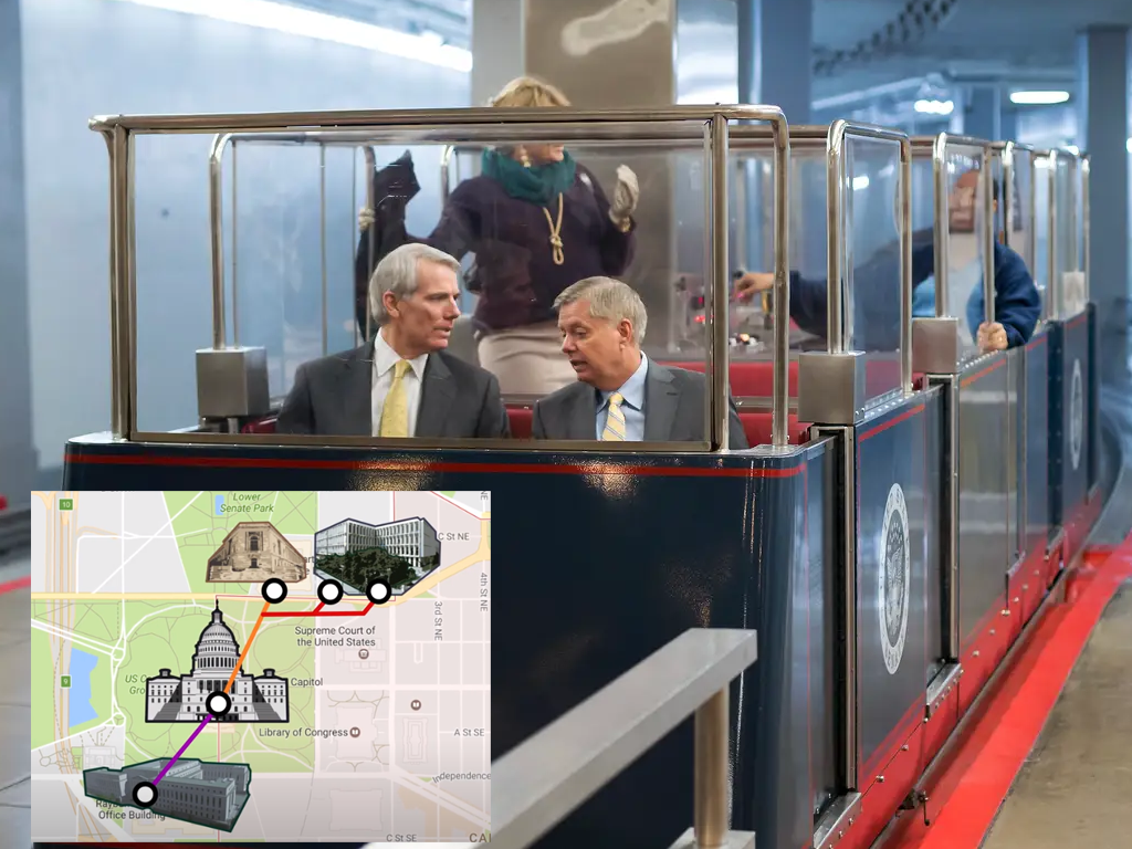 Congress Subway