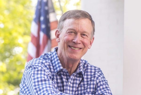 John Hickenlooper Colorado senator